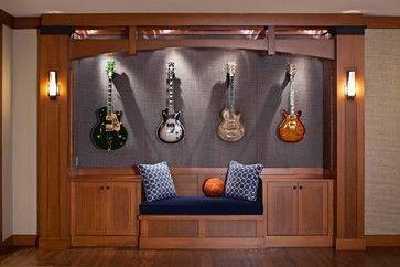 Guitar Design Ideas Man Cave