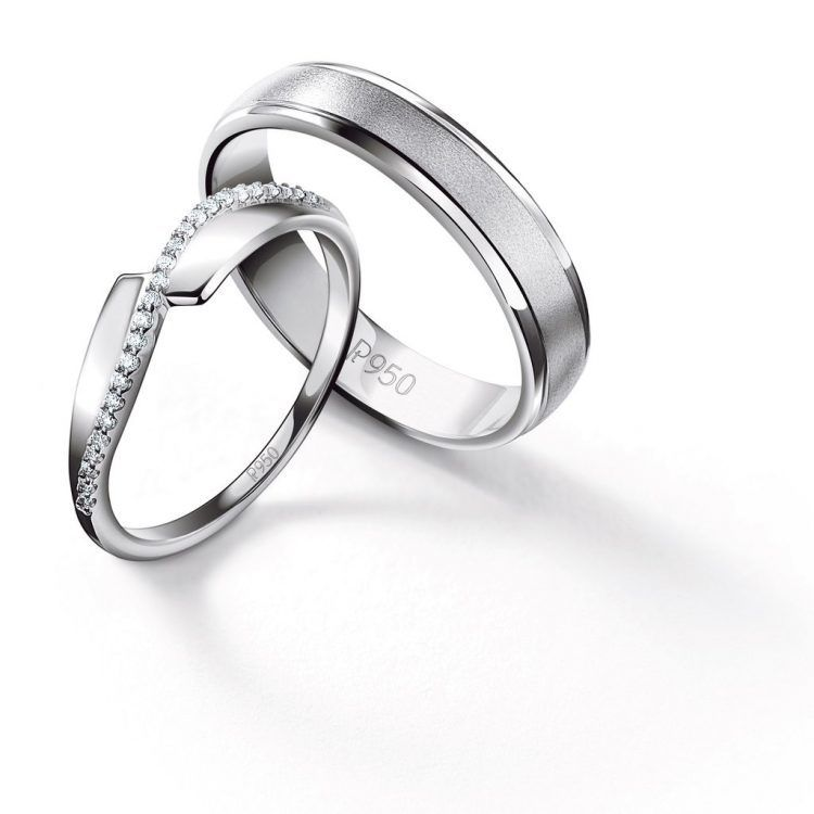 a401ca61968 Wedding Ring Designs Silver Couple | Lovely Jewelry | Wedding ring ...
