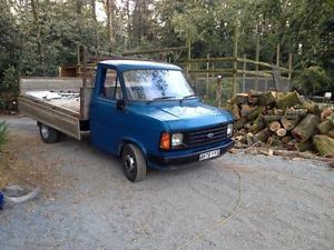 1985 Ford Transit Mk2 190 Tipper Ford Transit Commercial Vehicle Car Ford