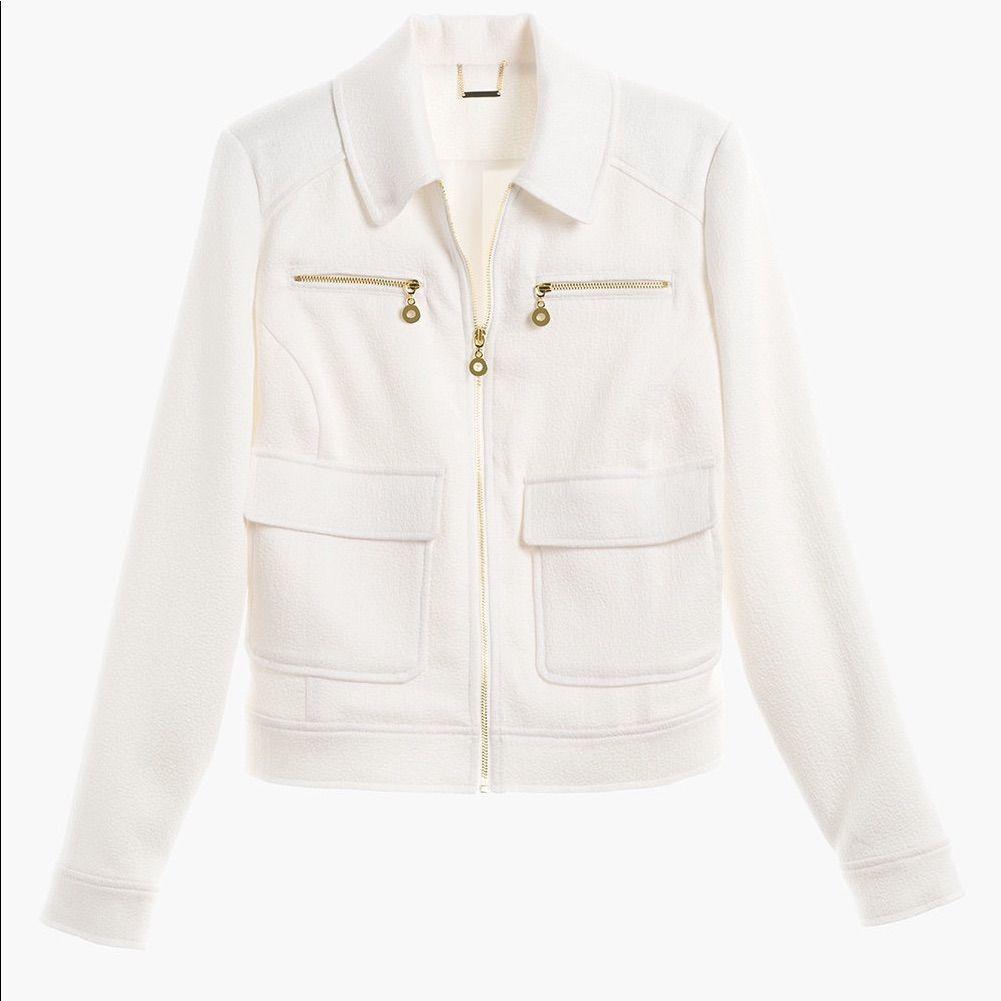 Black Label Zip-Up Jacket