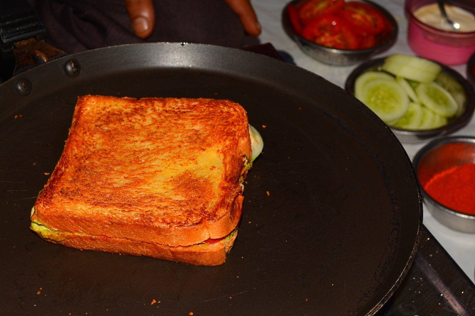 Traditional Egg Sandwich Sandwich Recipe Egg Recipes Indian