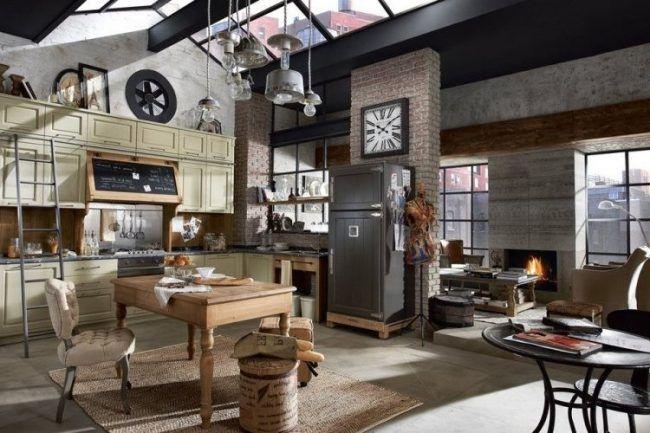 Cocinas rústicas 25 fotos e ideas de diseño y decoración ...