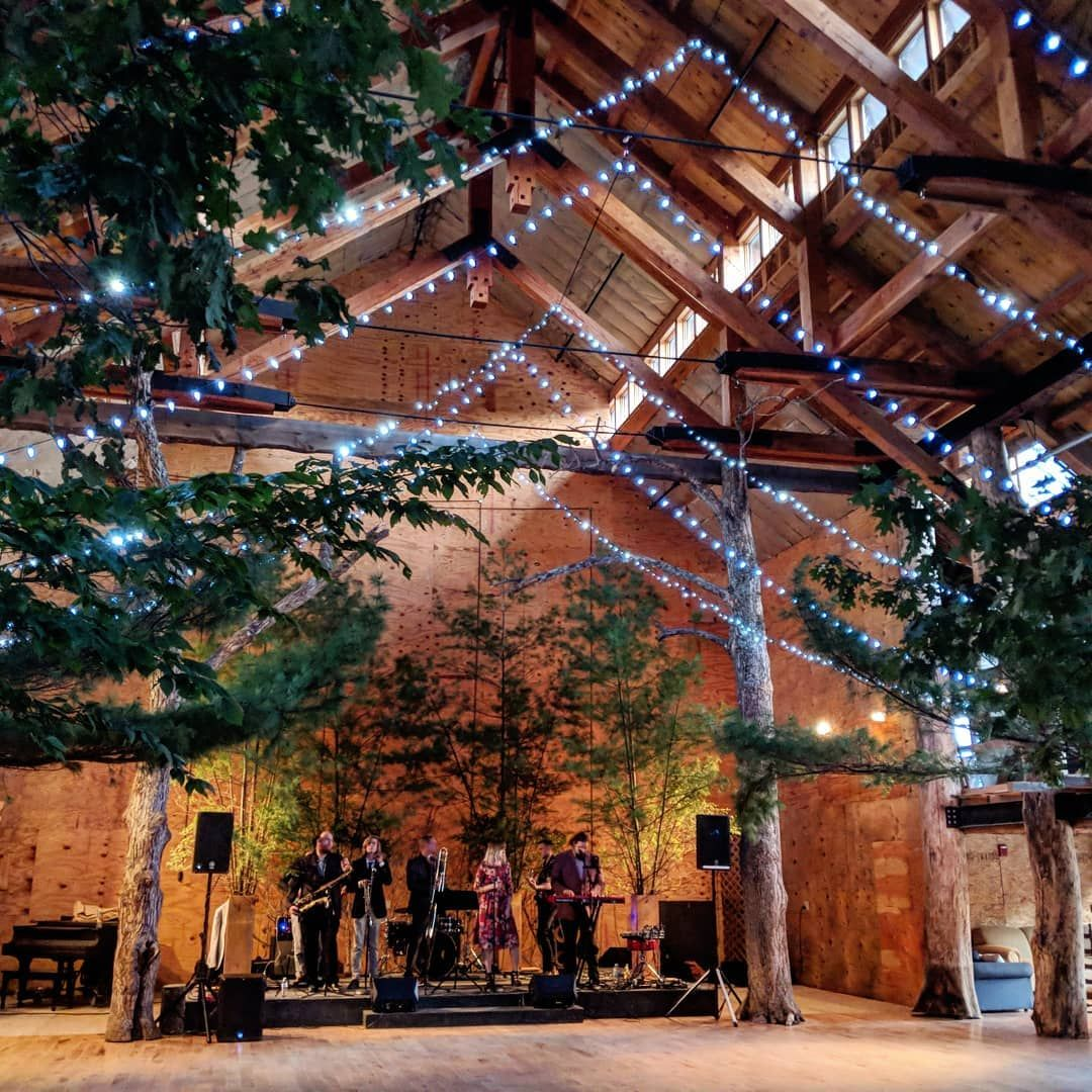 Ogontz Camp and Events Center in Lyman, NH Camp wedding