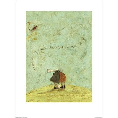 youu0027ll love the dancing cheek to cheeky by sam toft canvas wall art at wayfaircouk great deals on all home furnishings products with free shipping on