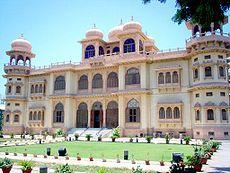 Mohatta Palace Museum de Karachi.