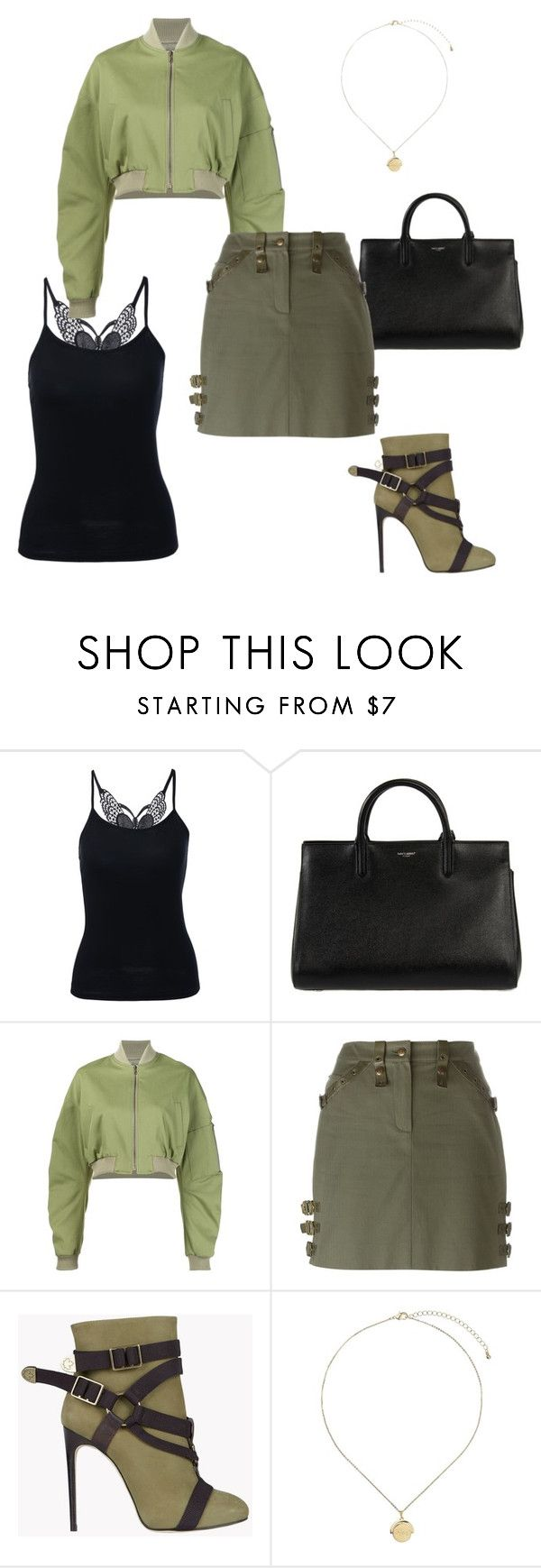 """""""Untitled #429"""" by aditi-sangwan ❤ liked on Polyvore featuring Yves Saint Laurent, Rosie Assoulin, Christian Dior, Dsquared2 and Miss Selfridge"""