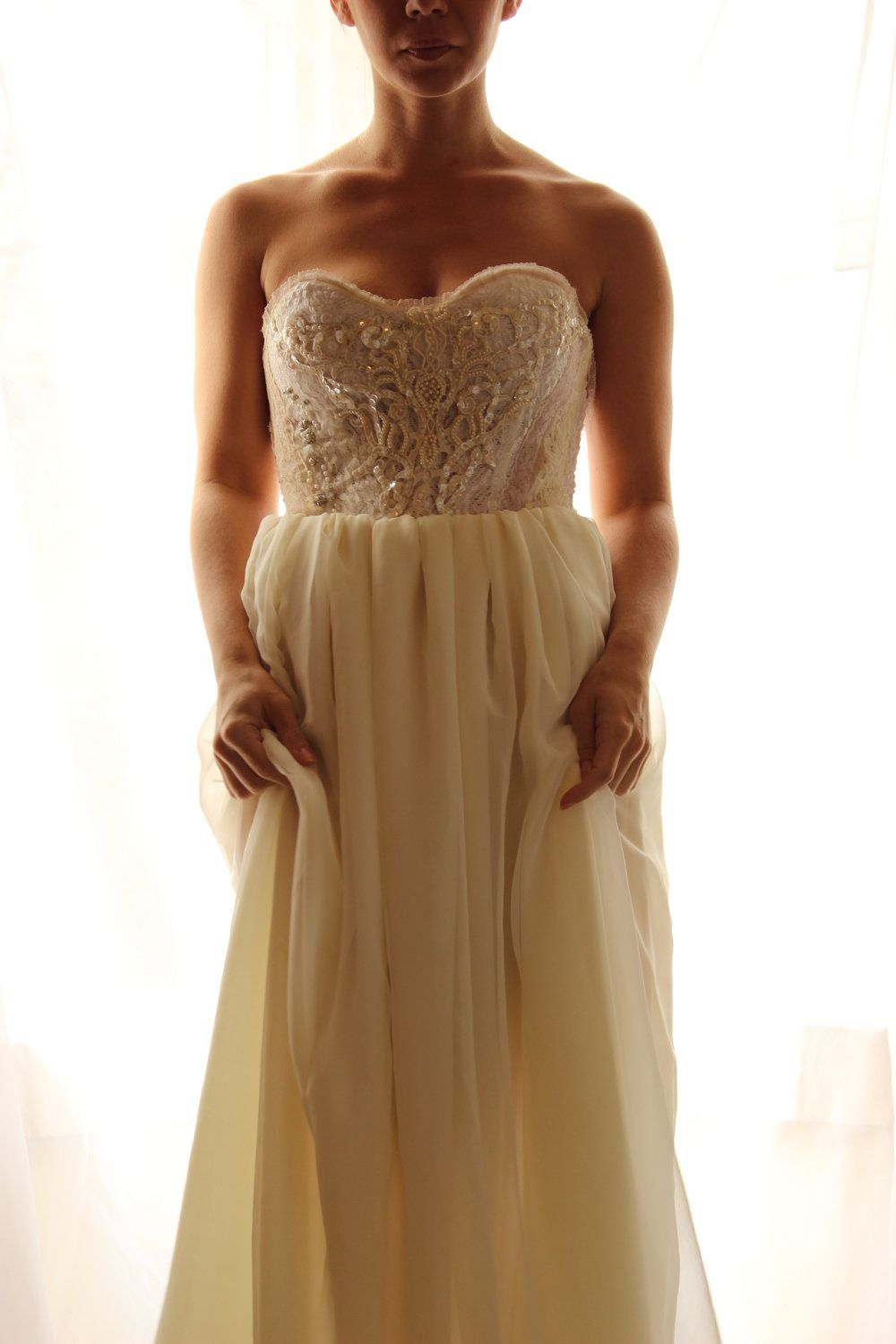 If I ever get married, I hope this designer is still making this dress.