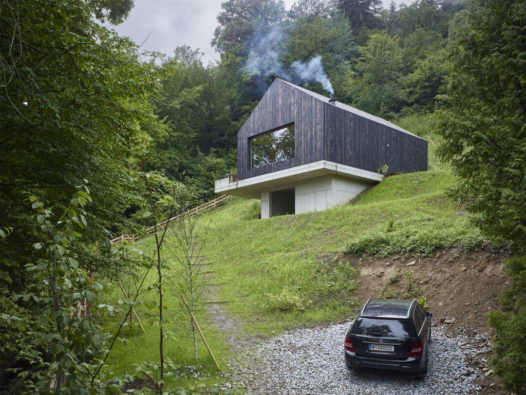 Moderne Häuser Bilder: Haus am Thurnberger Stausee | Modern house ...