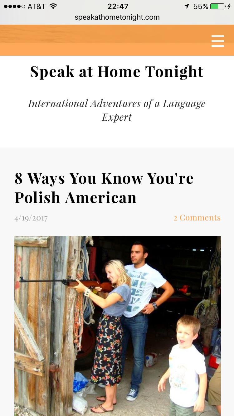 szczegółowe obrazy jakość wykonania ponadczasowy design You know you're Polish when... | Polish/Polski | Polish ...