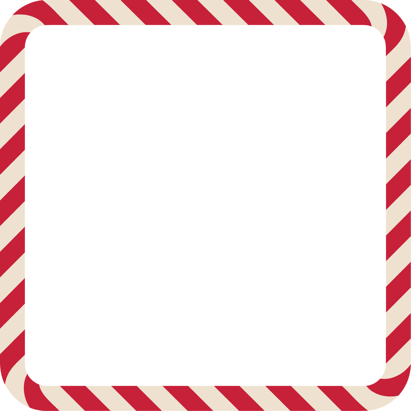 Wonderland In A Wardrobe Candy Cane Frames Freebies Christmas Candy Candy Cane Clip Art