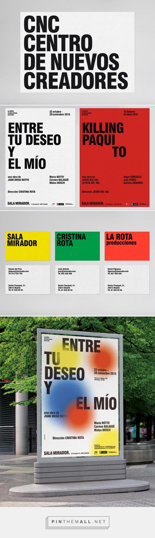 Centro de Nuevos Creadores – Visual Journal - created via https://pinthemall.net