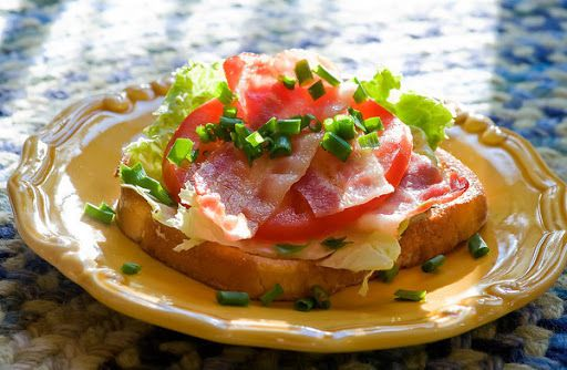 Savory French Toast BLTs Recipe on Yummly