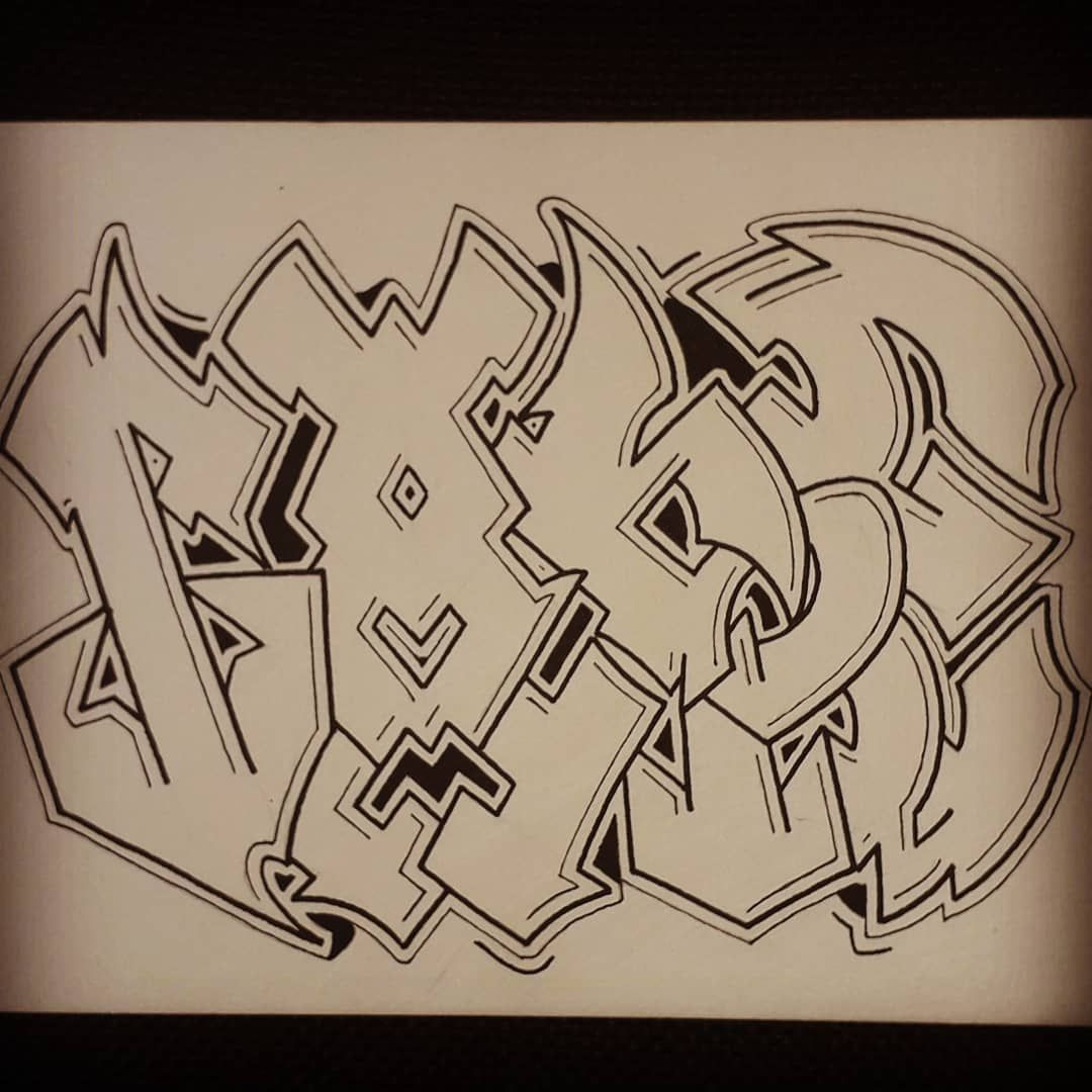 Lettering Graffiti Art Line Graff Formas Free Style Hiphop Rap Letter Soul Yoga Lettering Graffiti Art Line Graffiti Graffiti Art Lettering