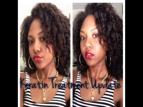 An independent review of Uncurly DIY Brazilian Keratin Straightener by an AA natural hair reviewer one month after her initial treatment.  She loves Uncurly and plans to continue using it.  UNCURLY.com