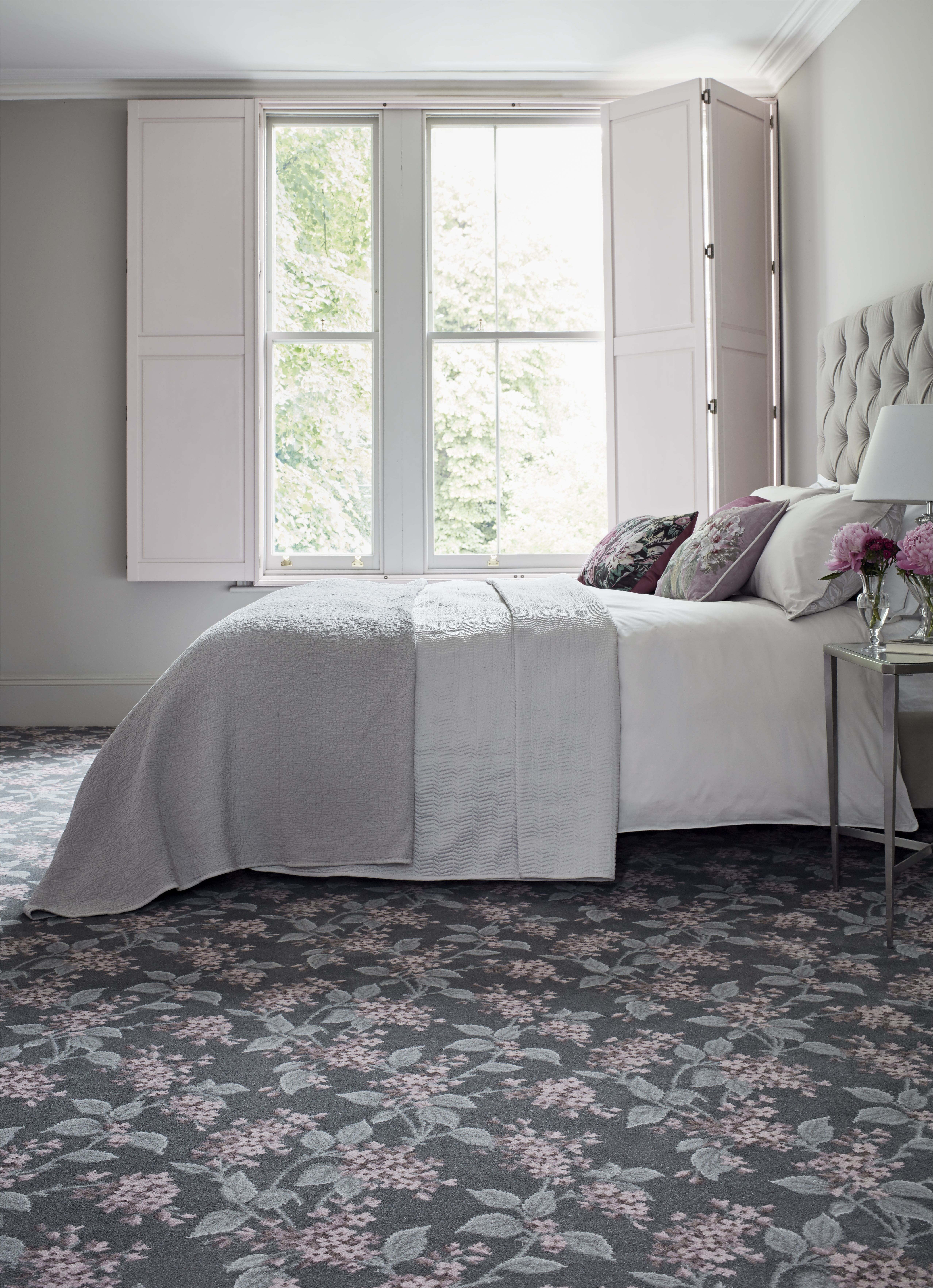 The New Laura Ashley Range By Brintons Consists Of 16 Beautiful