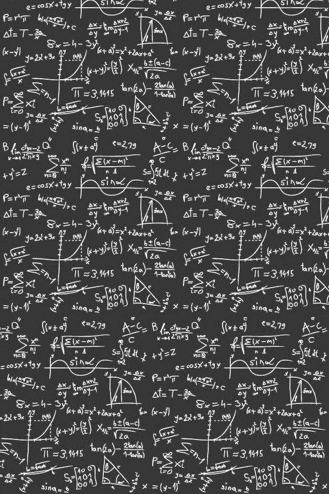 Calculated Risk Wallpaper Ponsel Fisika Matematika