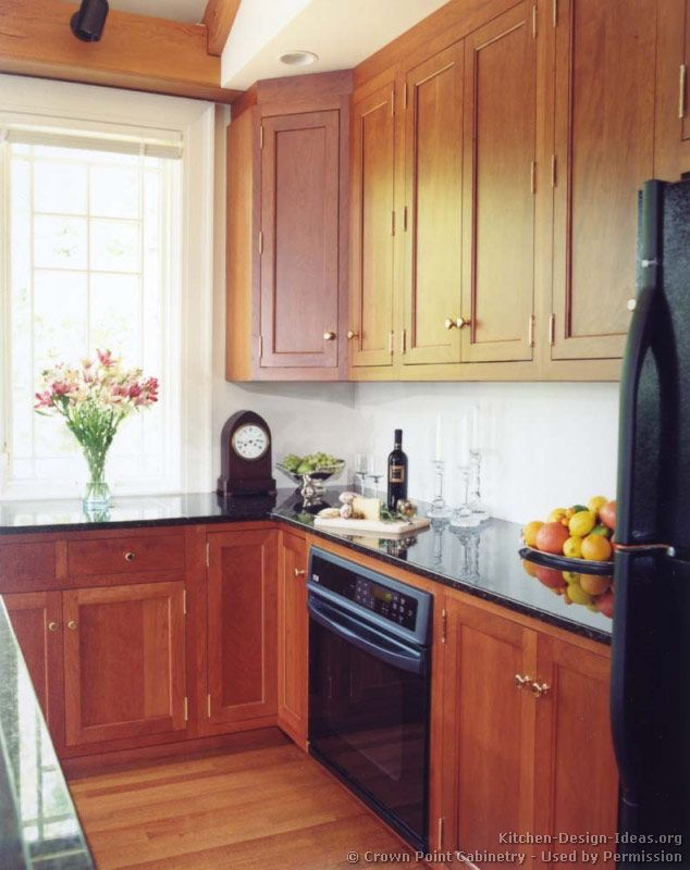 light cherry kitchen cabinets. Shaker Style Kitchen Designs | Cabinets - Door Styles, Designs, And Pictures Light Cherry