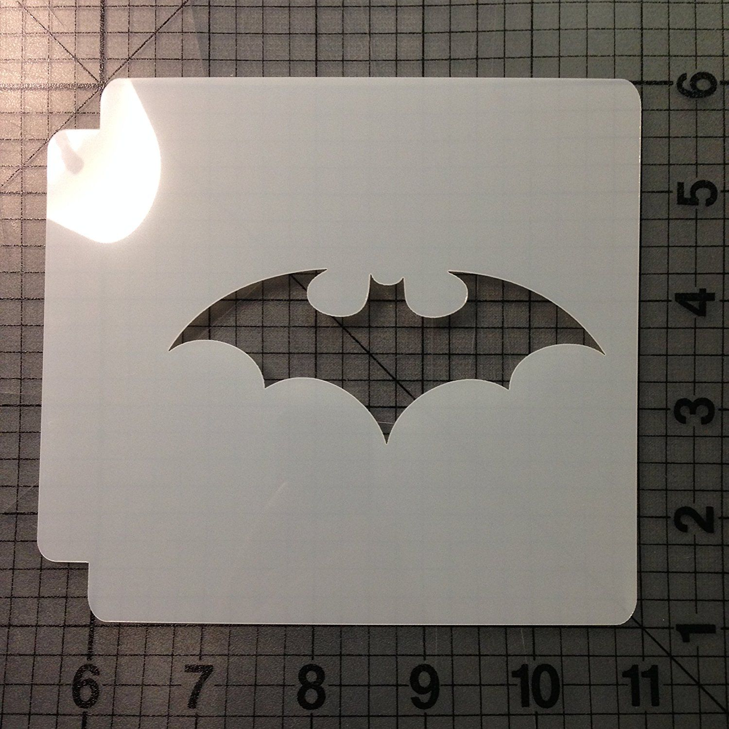 Bat Stencil 102 (7.5 Inches) >>> Check this awesome image : Baking Accessories