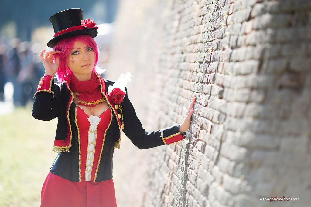 It's only Lucca Comics 2014 by alsim71 on DeviantArt