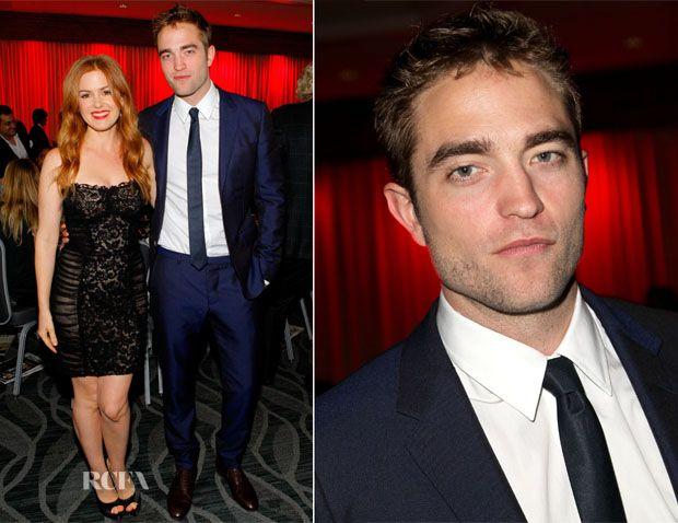 Robert Pattinson In Gucci – 2nd Annual Australians In Film Awards Gala