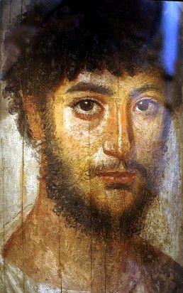 A Man, er Rubayat, AD 150-175 (Berlin, Neues Museum, 31161,5)
