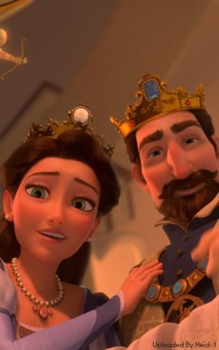 The look of proud parents :) | Tangled | Pinterest ...