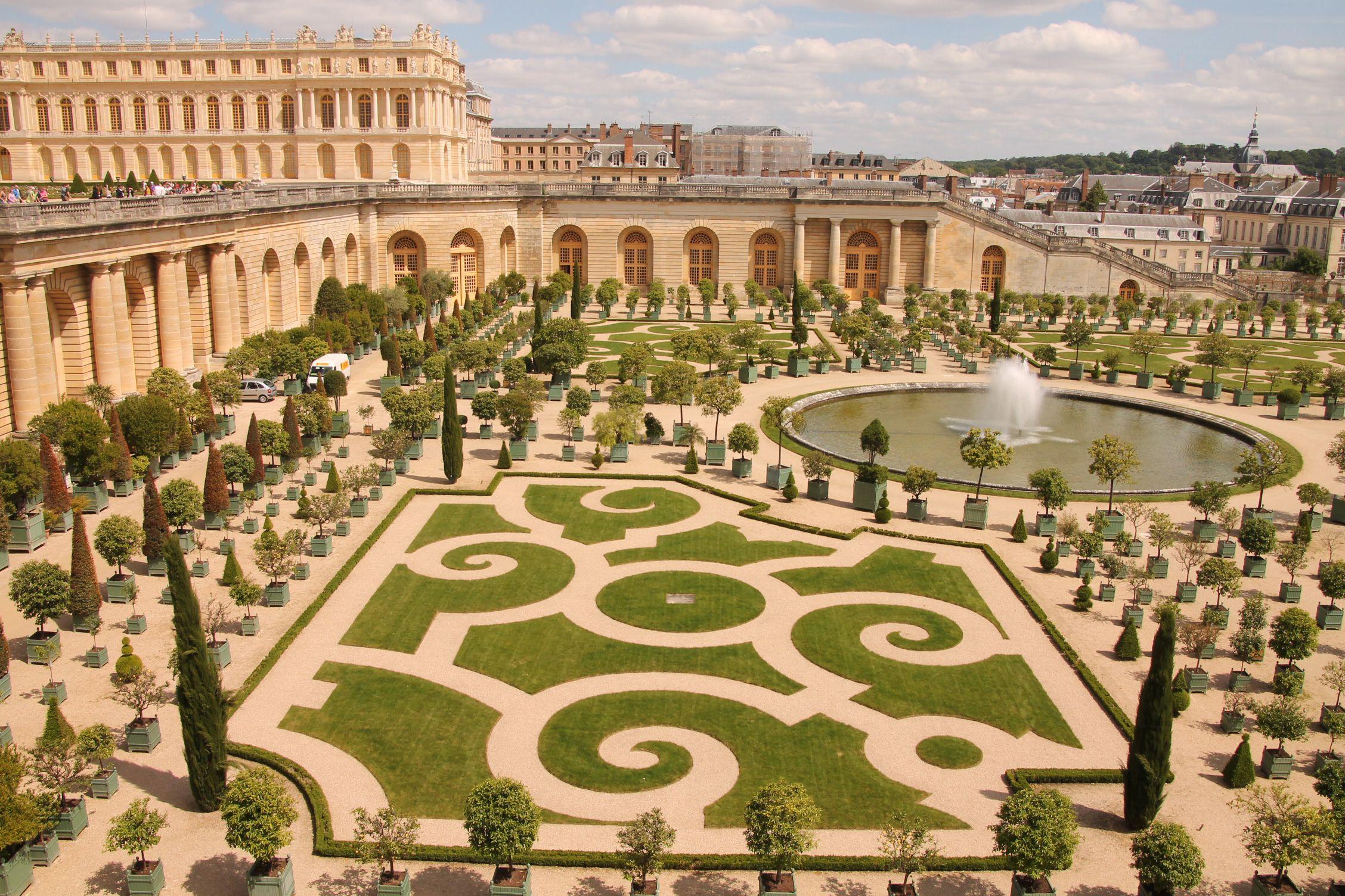 Versailles Castle Most beautiful gardens, Versailles