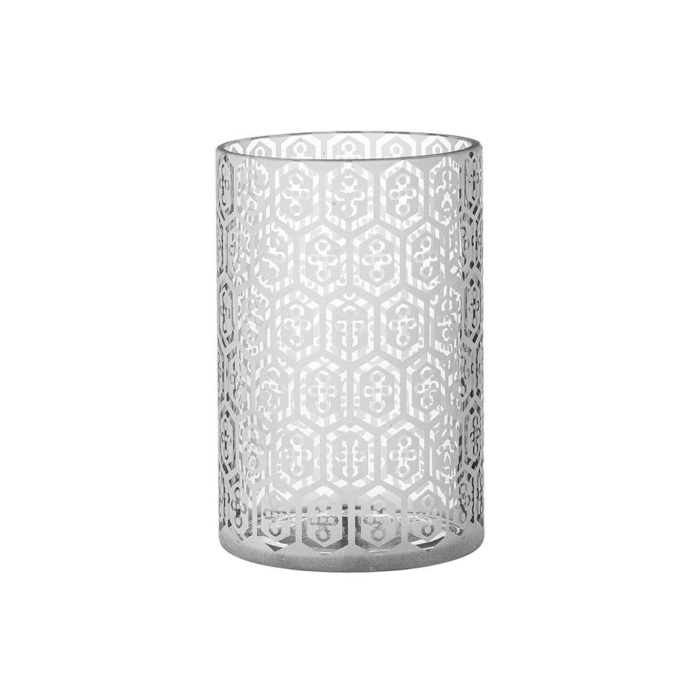 Discover the Day Birger Et Mikkelsen Carlia Glass Votive - Clear - 10x15cm at Amara