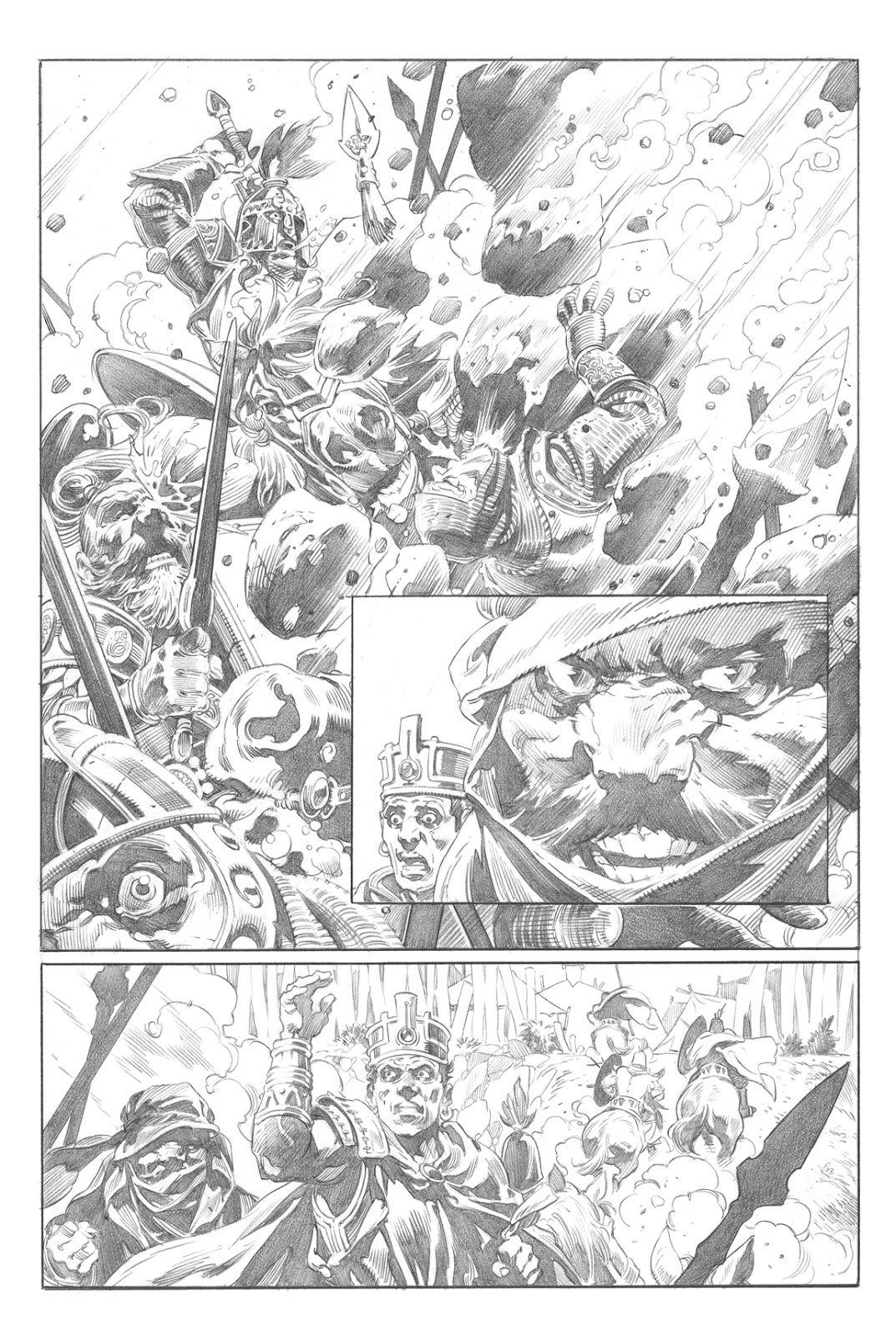 Tomas Giorello Hour Of The Dragon 1 Page 21