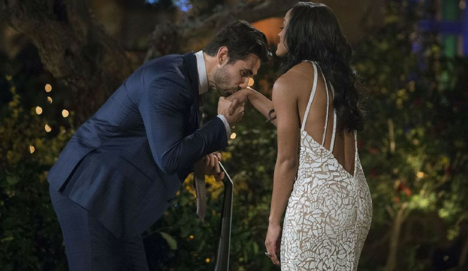 Who Is Bachelorette Rachel Lindsays Final Pick She Engaged And The Guy Rejected When Rose Ceremony Was Taped Last Week
