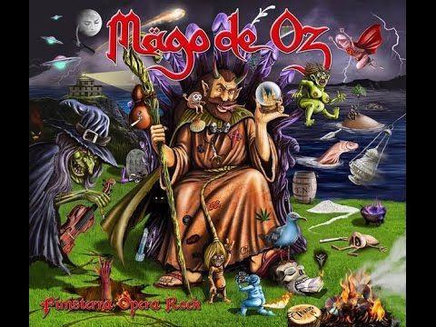 Mägo De Oz Finisterra Opera Rock 2015 Album Completo Full Album Music At Tronnixx Mago De Oz Frases Mago De Oz Mago