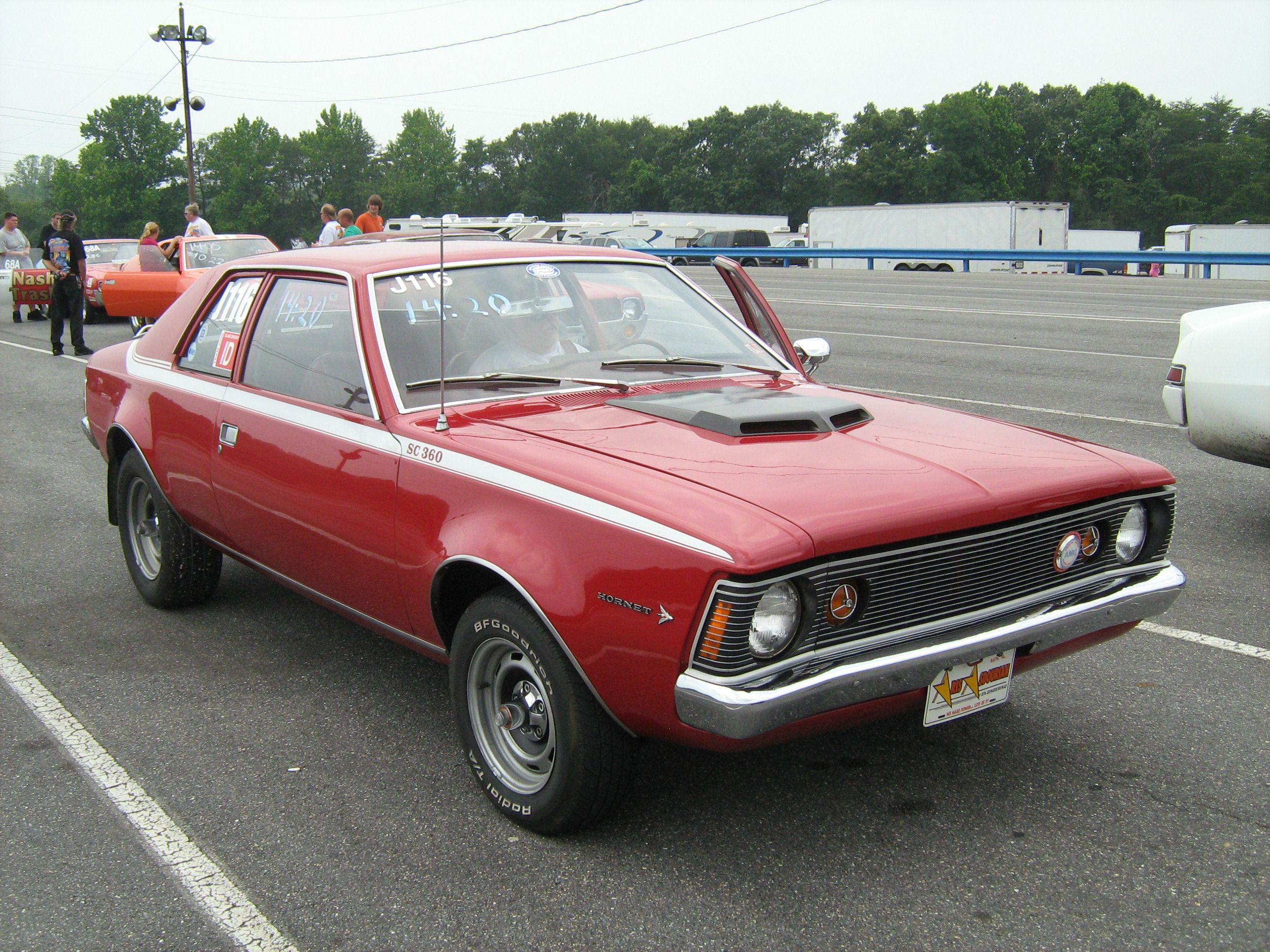 1971 Amc Hornet Sc360 Red Md Da Jpg 2592 1944 Amc Gremlin Amc