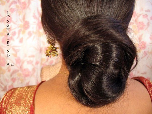 Indian Long Hair Bun Hairstyles For Long Hair Long Hair Styles Bun Hairstyles