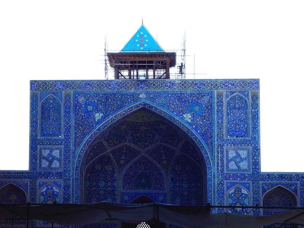 Imam Mosque, 17th century, photography: Erdinç Bakla (2003)