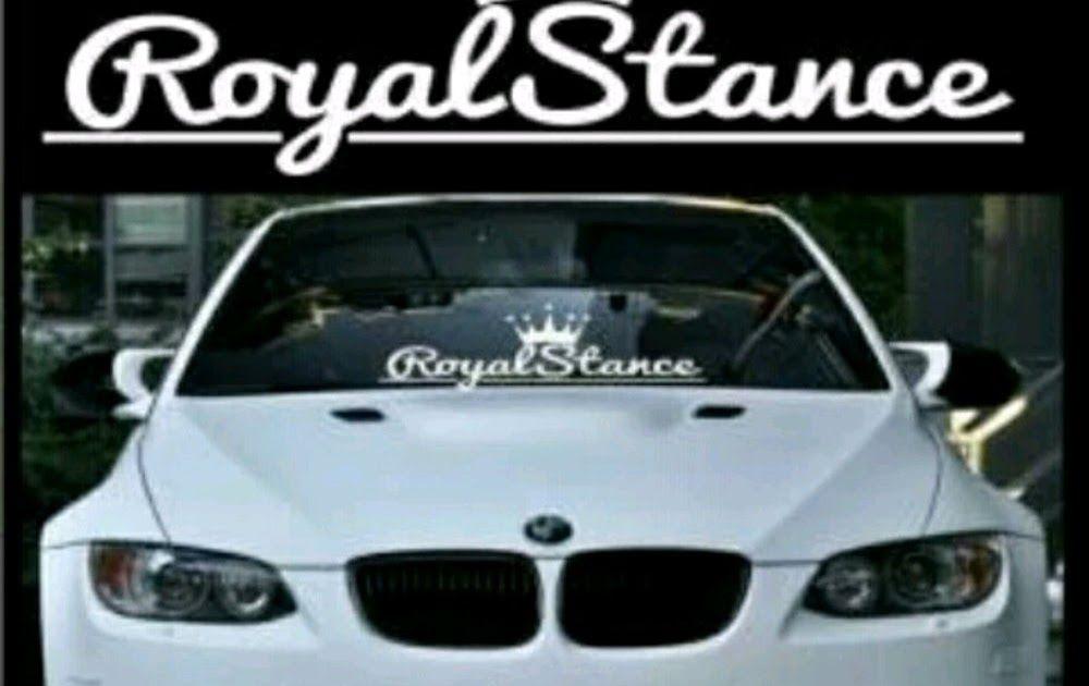 21 Gambar Keren Di Kaca Mobil Stiker Royal Stance Kaca Mobil Depan Keren Sticker Royal Stance From Www Bukalapak Com K Mobil Aksesoris Mobil Gambar Keren