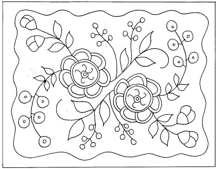 Free Punch Needle Patterns - Bing Images | Russian Needle Punch | Pinterest | Punch Needle ...