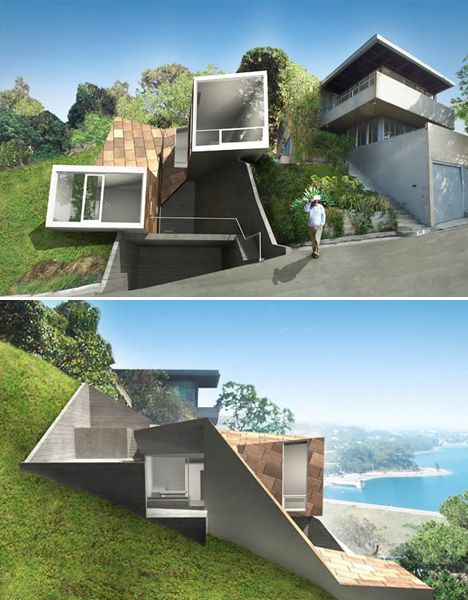No Lot Too Challenging 13 Ingenious Odd Shaped Houses Architecture Design House Architecture Design Architecture House Architecture