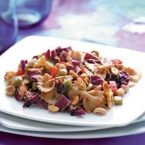 Sides Recipes : Thai Pasta Side Salad Recipe Sides Recipes