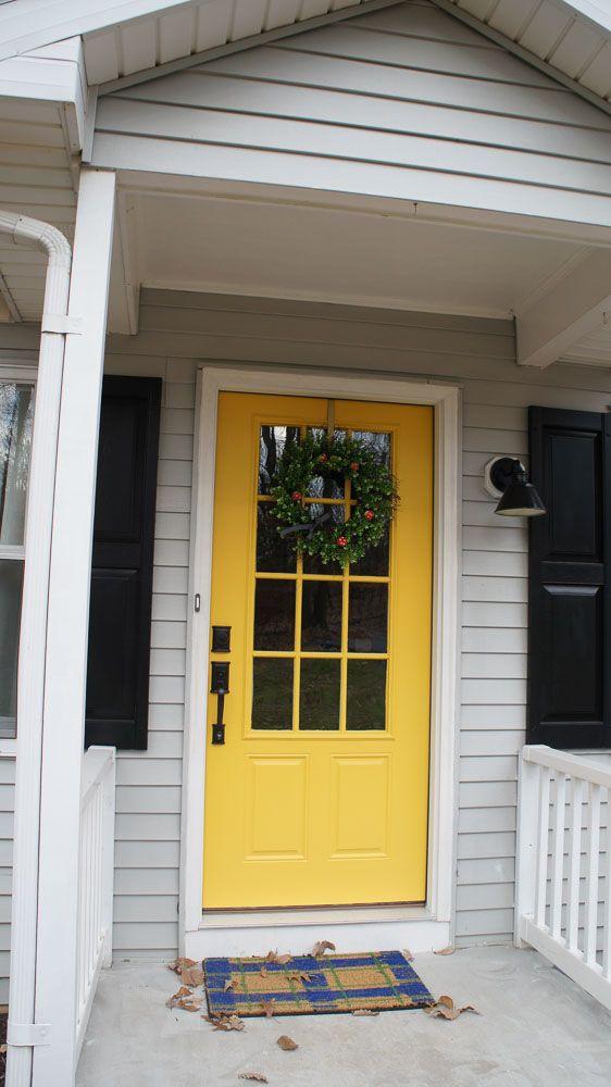 What To Consider When Buying A New Front Door Front Doors Doors