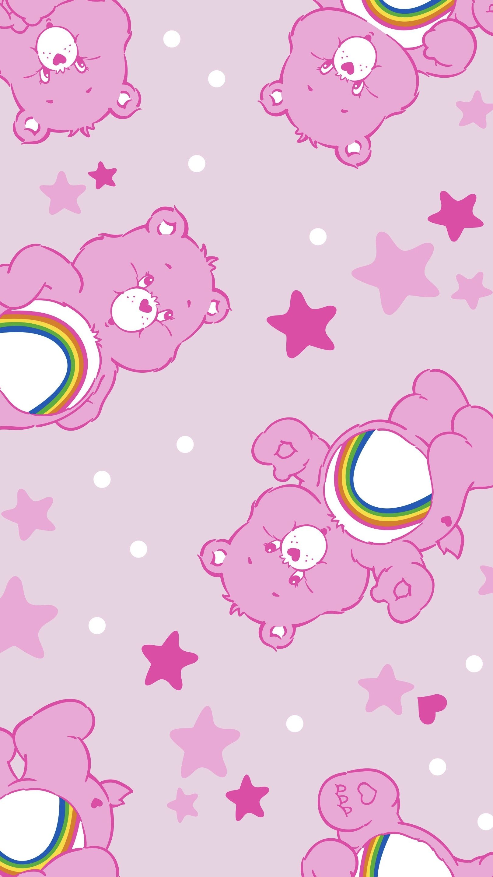 Care Bear Care Bears In 2019 Iphone Wallpaper Care Bears Wallpaper