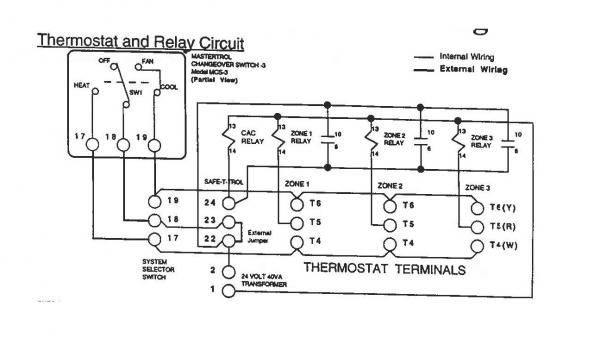 Pin by David Krist on HVAC Wire, Diagram, Circuit