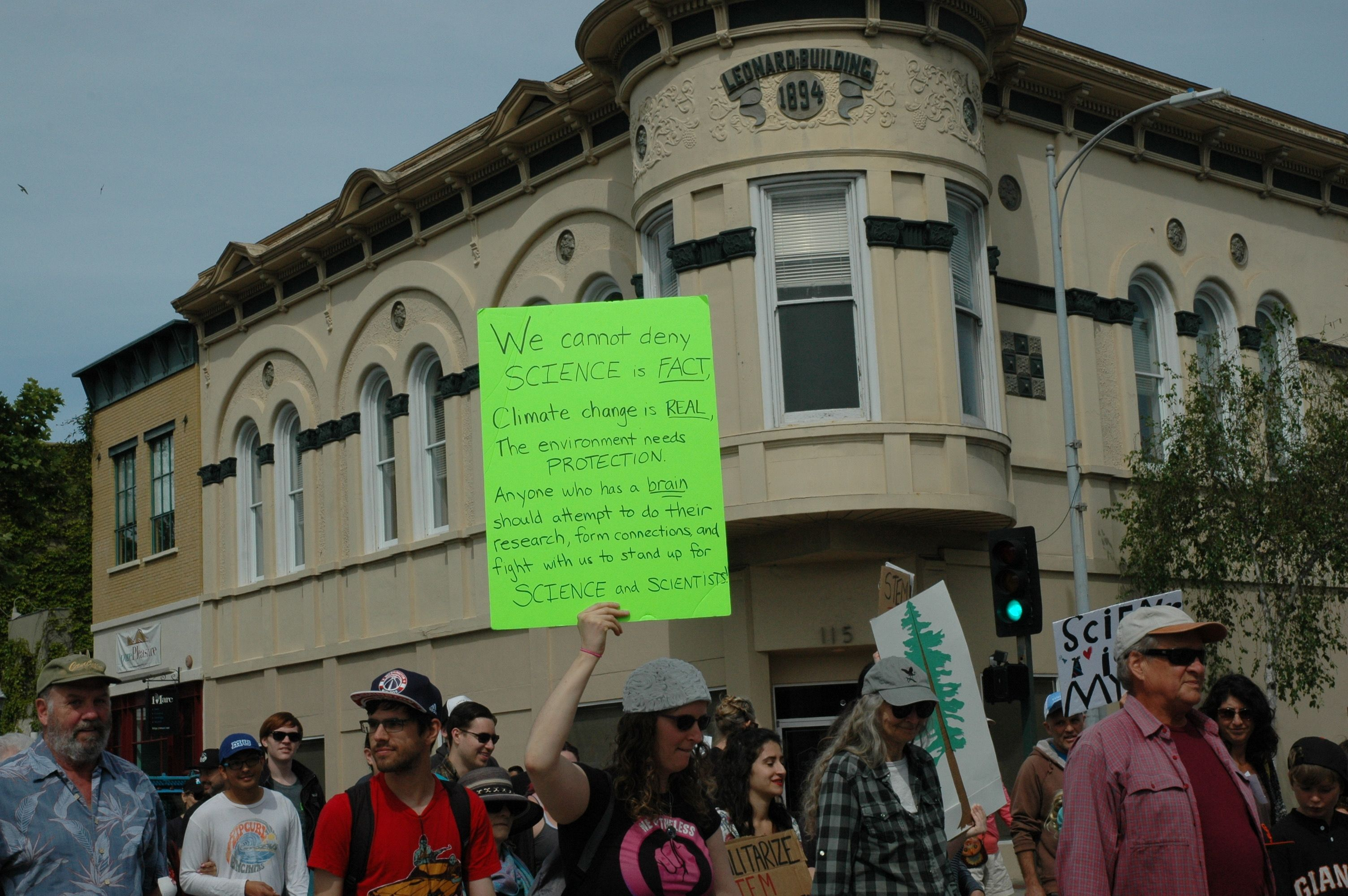Pin By Santa Cruz Indivisible On March For Science 4 22 2017 March For Science Climate Change Climates