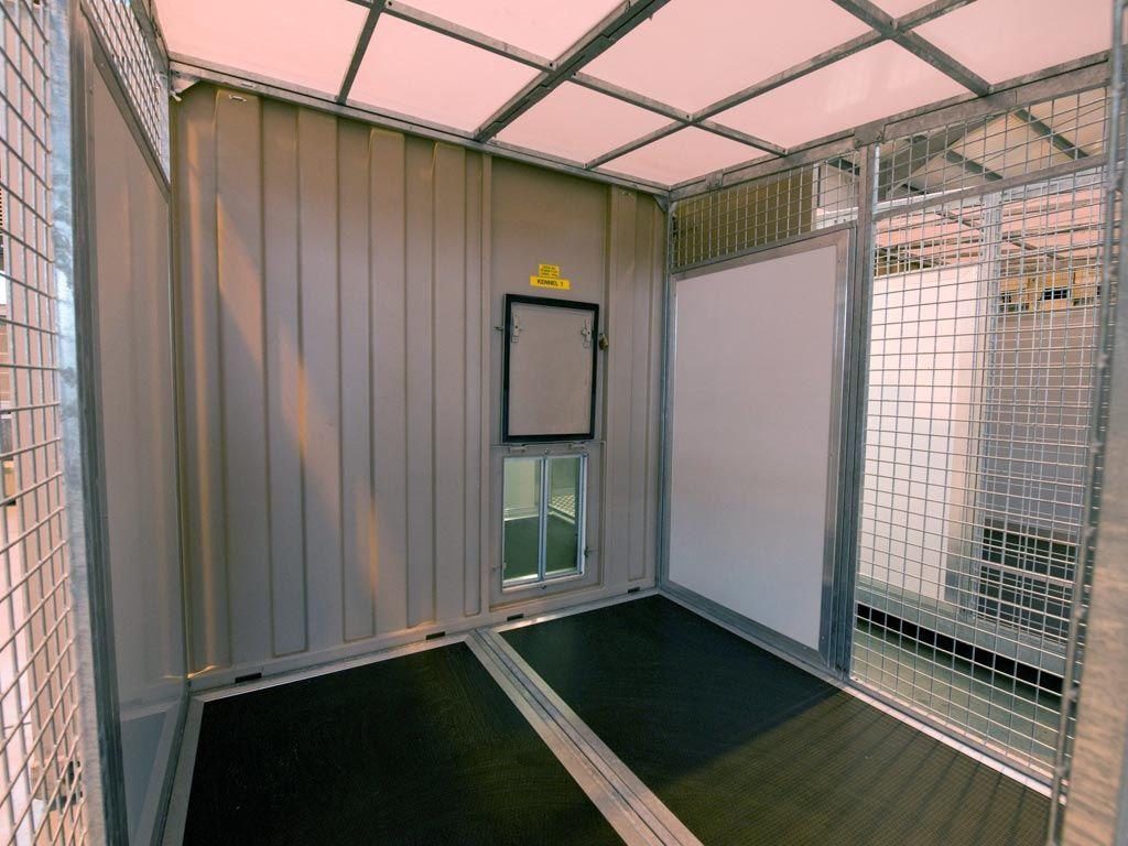 Dog Kennel Shipping Container Google Search Dog Kennel Luxury Dog Kennels Dog Boarding Kennels