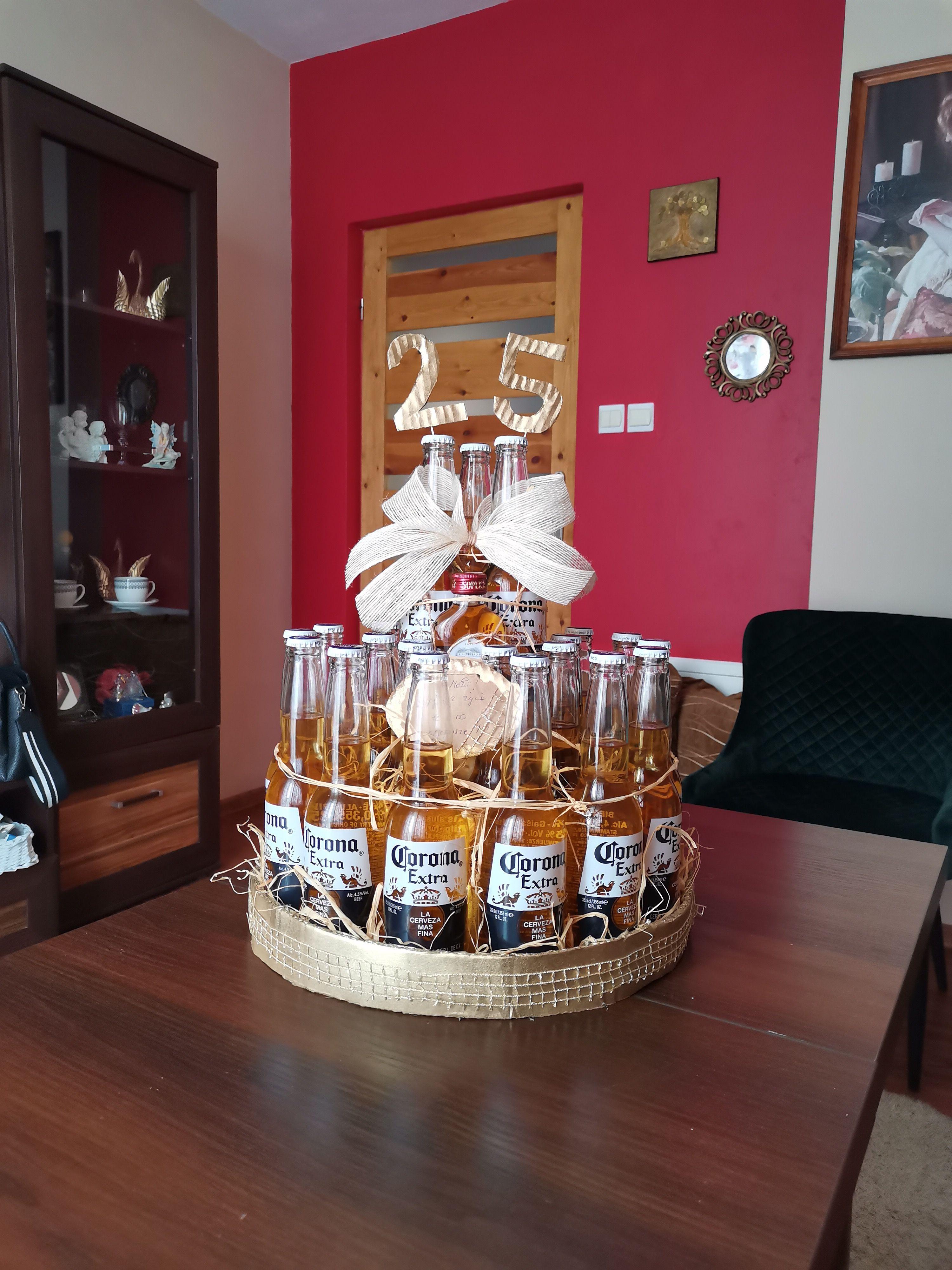Tort Z Piwa Gifts Diy Presents