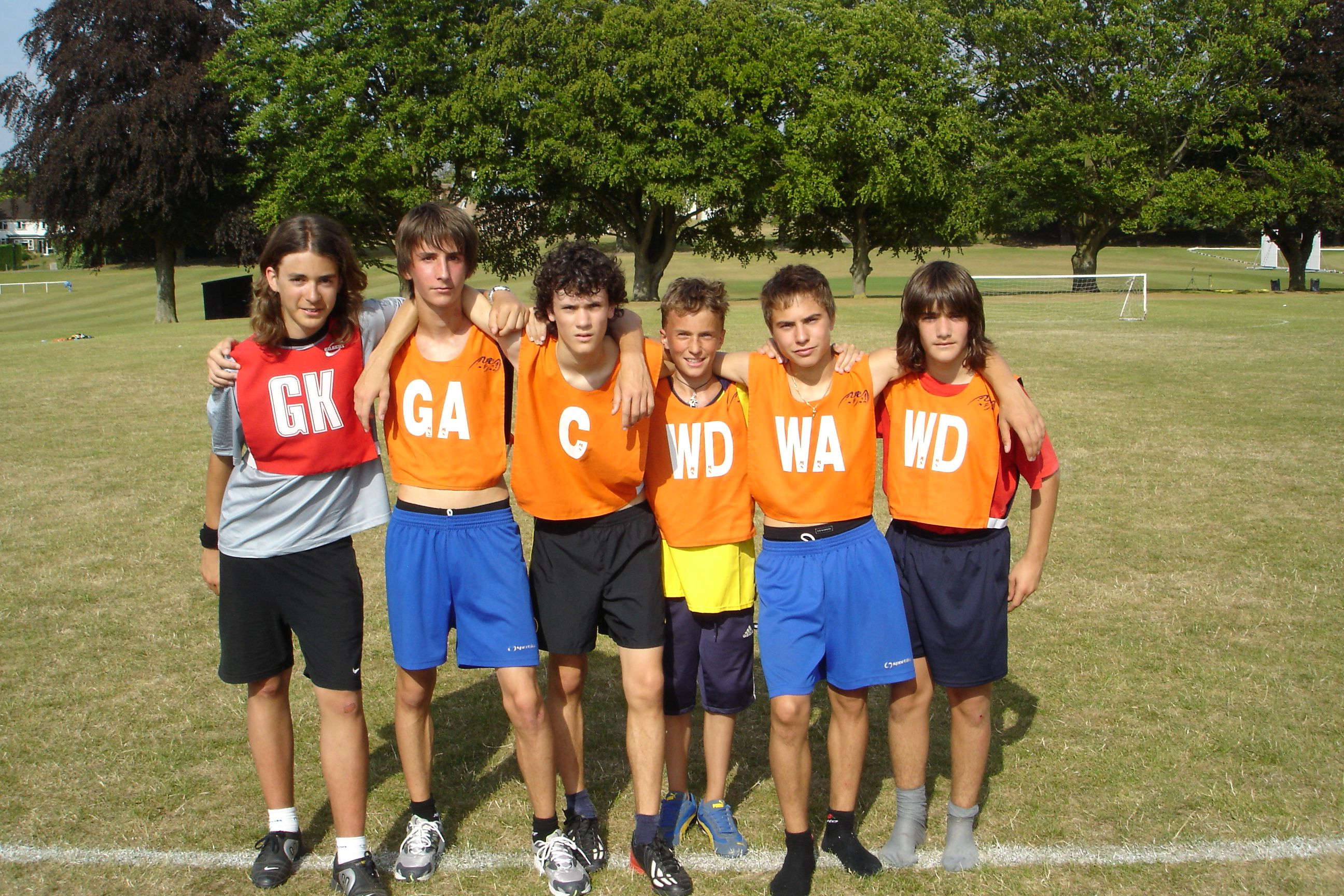 Team sports //