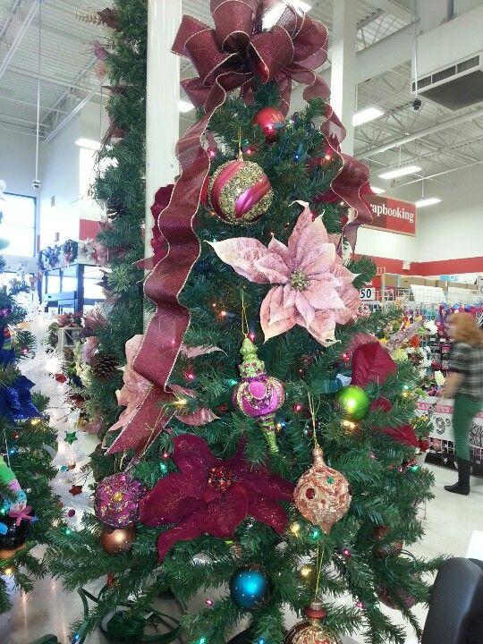 Christmas Tree In India.My Poinsettia India Inspired Xmas Tree Christmas Tree S