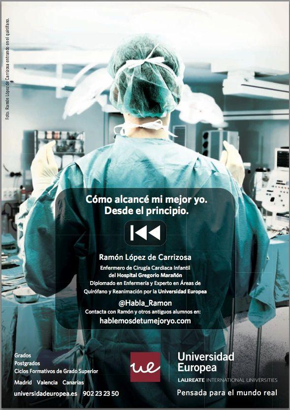 Enfermero Www Hablemosdetumejoryo Com Campaña De Greyspain