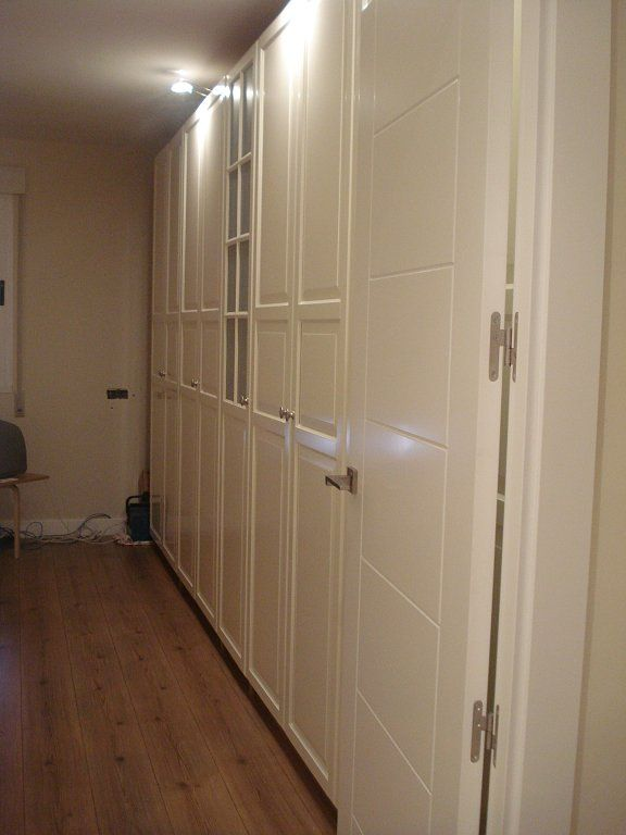 Armario puente ikea pax decorar tu casa es facilisimo - Interior de armarios ikea ...