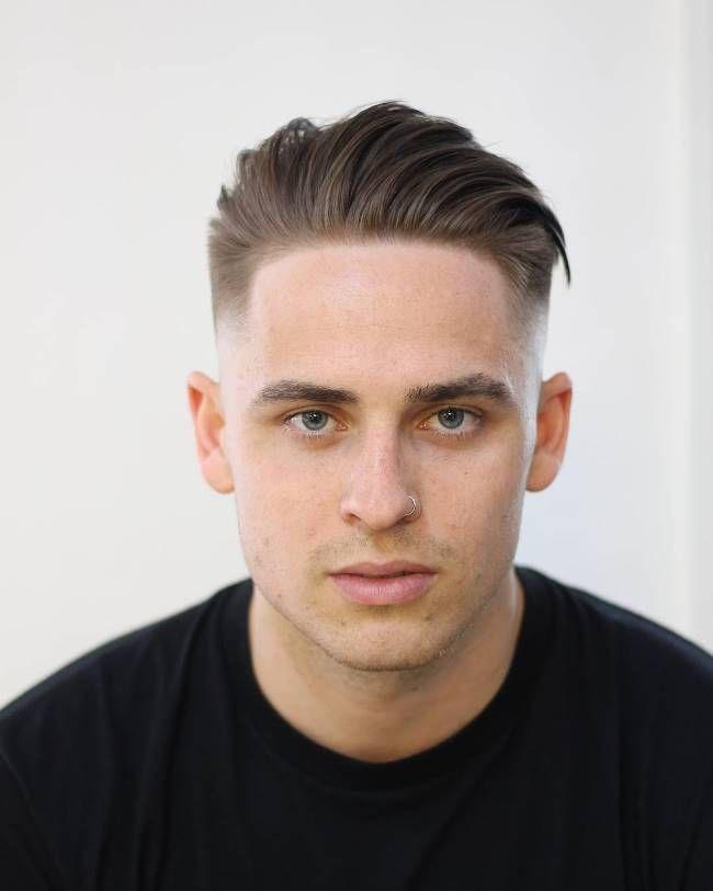Männer frisur dünne haare Ball Frisur