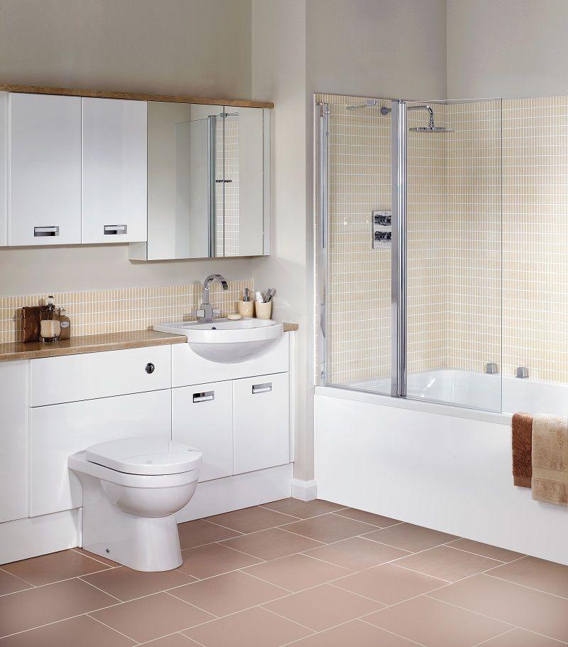 Utopia Bathroom Furniture Fitted Bathrooms Coalville Utopia Bella Door Fitted Bathroom Fitted Bathroom Furniture Bathroom Furniture